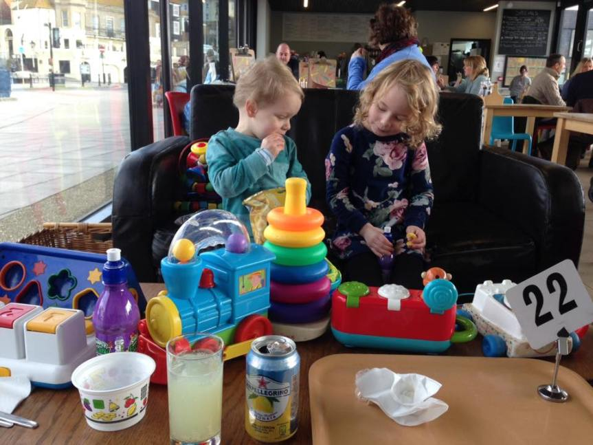 Lunch at Eat @ The Stade - Blue Reef Aquarium Hastings - Review - A Whole Latte Love Blog