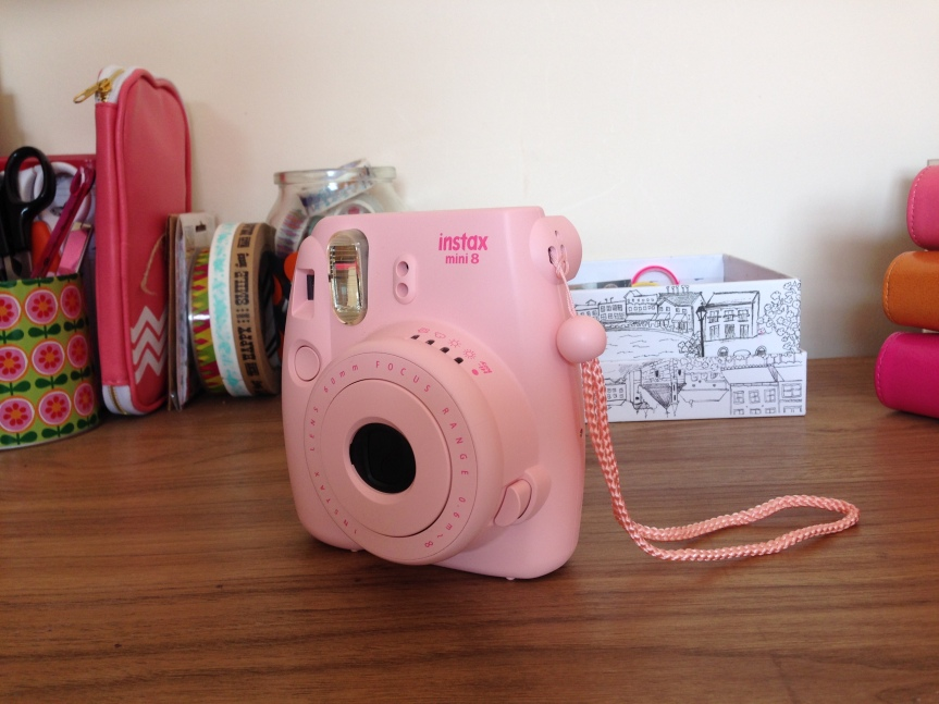 Instax Mini8 - Fab Five - February Favourites - A Whole Latte Love Blog